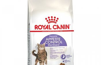 Royal-canin droogvoer.