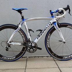 Dit is mijn wedstrijd fiets