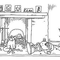 Simon's Cat - Christmas Presence (Part 1 & 2!)