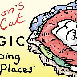 Simon's Cat Logic - Why Do Cats Sleep in Unusual Places?!