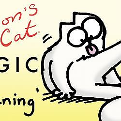 Simon's Cat Logic - How Do Cats Stay So Clean!?
