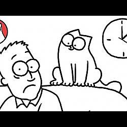 Simon's Cat: A Day In The Life Of A Cat Owner