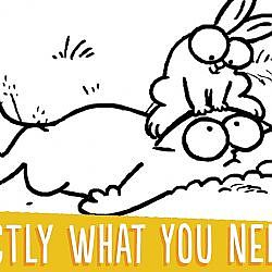 Hop It: Easter Eggstravaganza - Simon's Cat