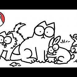 A Year In The Life Of A Cat - Simon's Cat