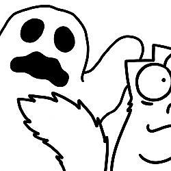 Spooked! (A Halloween Special) - Simon's Cat | SHORTS #85