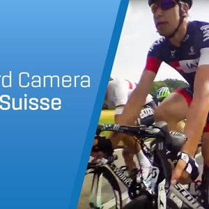 Become a Rider With This On-Board Camera at the Tour De Suisse | inCycle