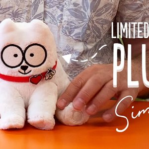 BRAND NEW LIMITED EDITION PLUSH